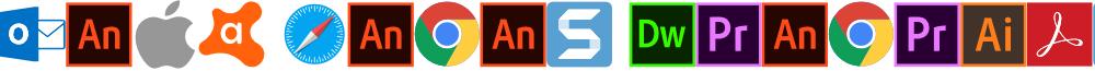 Font Logos Programs