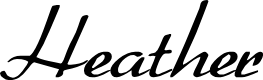 Preview image for Heather Font