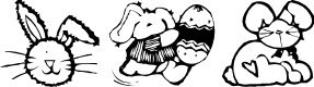 Preview image for AEZ bunnies Font