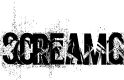 Preview image for screamo Font