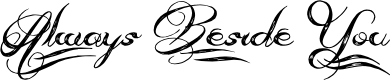 Preview image for Always Beside You Font