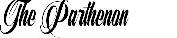 Preview image for The Parthenon Font