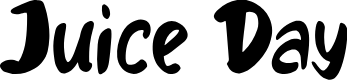 Preview image for Juice Day Font