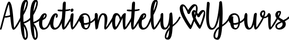Preview image for AffectionatelyYours