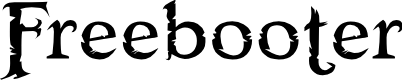 Preview image for Freebooter Font