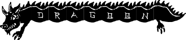Preview image for Dragoon Font