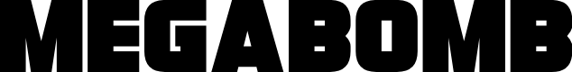 Preview image for Megabomb Font