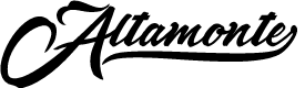 Preview image for Altamonte[ Personal Use Font
