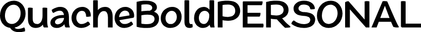 QuacheBoldPERSONAL