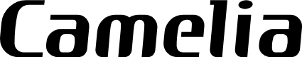 Preview image for Cameliaregular Font