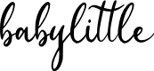 Preview image for babylittle Font