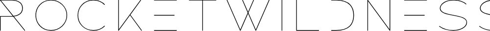 ROCKETWILDNESS font
