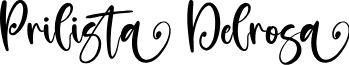 Prilista Delrosa