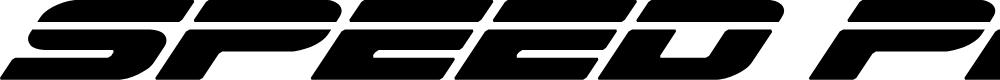 Preview image for Speed Phreak Super-Italic