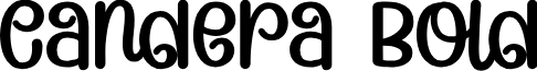 Candera Bold