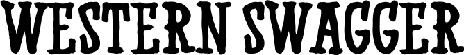Preview image for Western Swagger DEMO Font