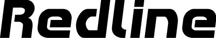 Preview image for Redline Semi-Italic