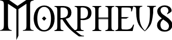 Preview image for Morpheus Font