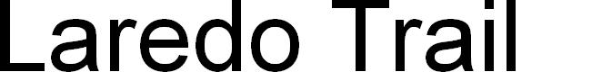 Preview image for Laredo Trail Regular Font