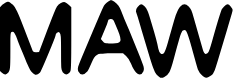 Preview image for MAW  Font