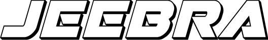 Preview image for Jeebra 3D Italic