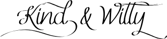 Preview image for Mf Kind & Witty Font