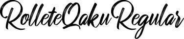 Preview image for RolleteQaku-Regular