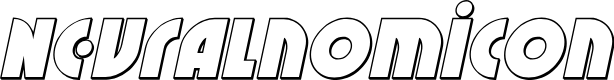 Preview image for Neuralnomicon Outline Italic
