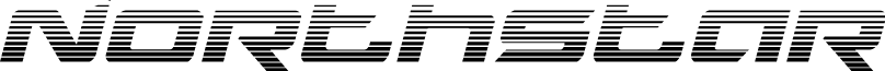Northstar Gradient Italic