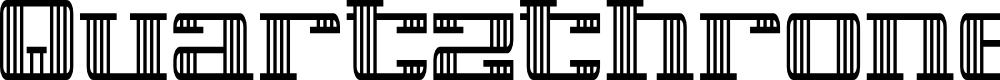 Preview image for Quartzthrone Regular Font