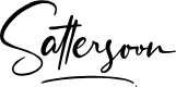 Preview image for Sattersoon Font