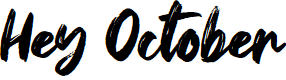 Preview image for Hey October Font