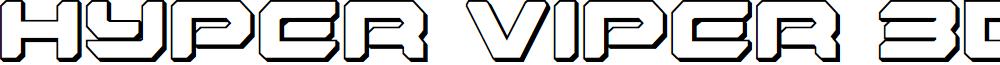 Hyper Viper 3D