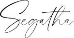Preview image for Segatha Font