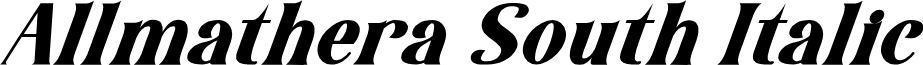 Allmathera South Italic
