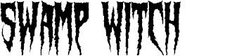 Preview image for Swamp Witch Font