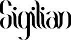 Preview image for Sigilian Regular Font