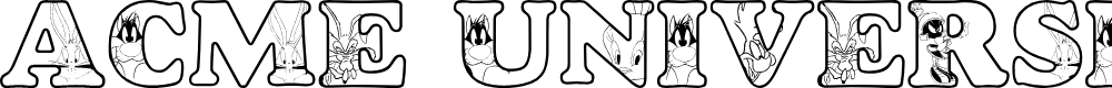 Preview image for LMS Acme Universtity Graduates Font