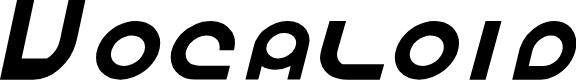 Preview image for Vocaloid Italic
