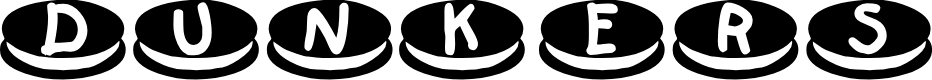 Preview image for KR Dunkers Font