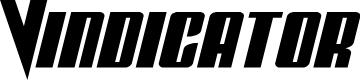Preview image for Vindicator Semi-Italic