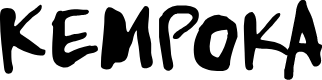 Preview image for DKKempoka Font
