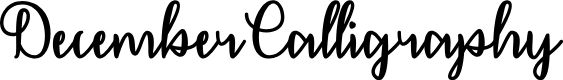 Preview image for DecemberCalligraphy