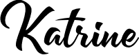 Preview image for Katrine Font