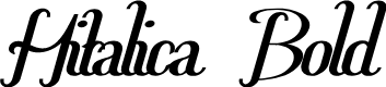 Preview image for Hitalica  Bold