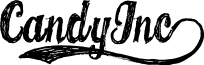 CANDYINC font