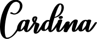 Preview image for Cardina Font