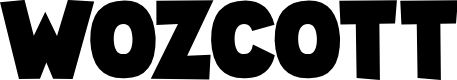Preview image for Wozcott Font