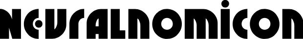 Preview image for Neuralnomicon Font