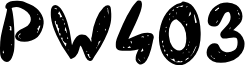 PW403